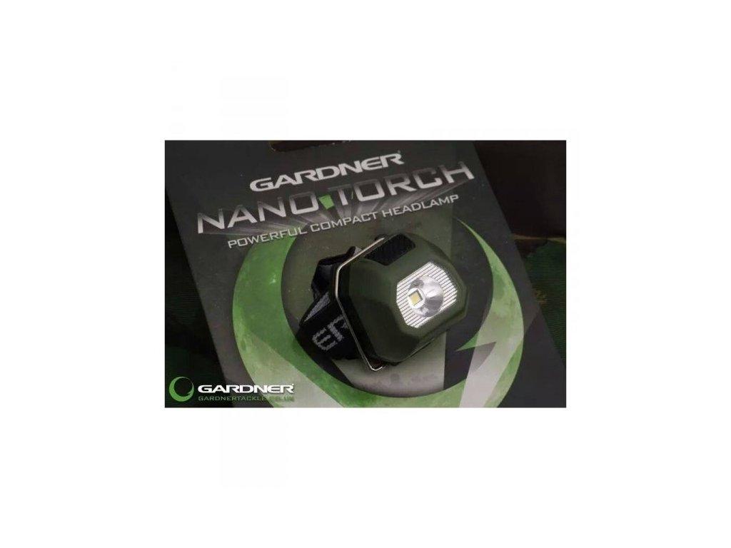 Gardner čelovka Nano Torch