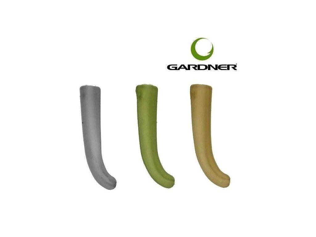 Rovnátka na háček Gardner Covert Hook Aligner - Large C-Tru Green ( průhledná zelená)