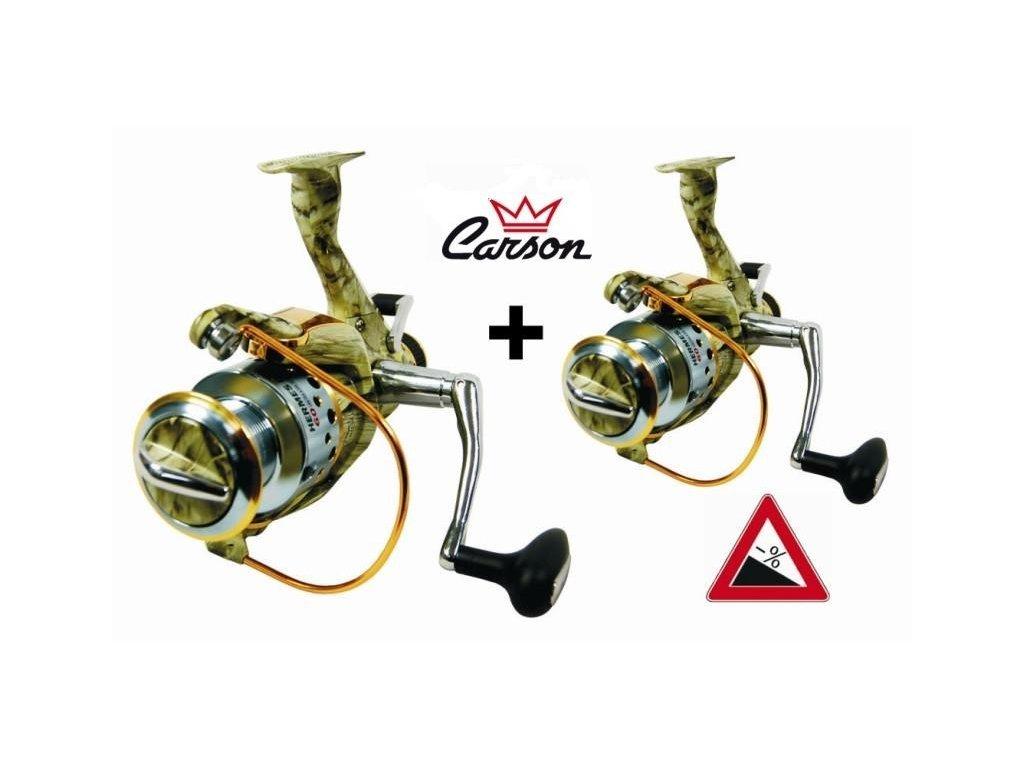 Carson Naviják Hermes Runner Camo 60, Akce 1+1 Zdarma!