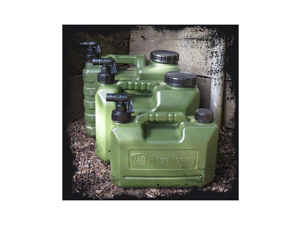 RidgeMonkey Kanystr Heavy Duty Water Carrier - 10l