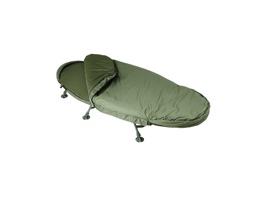 Spacák Trakker- Levelite Oval Wide Bed 5 Season Sleeing Bag