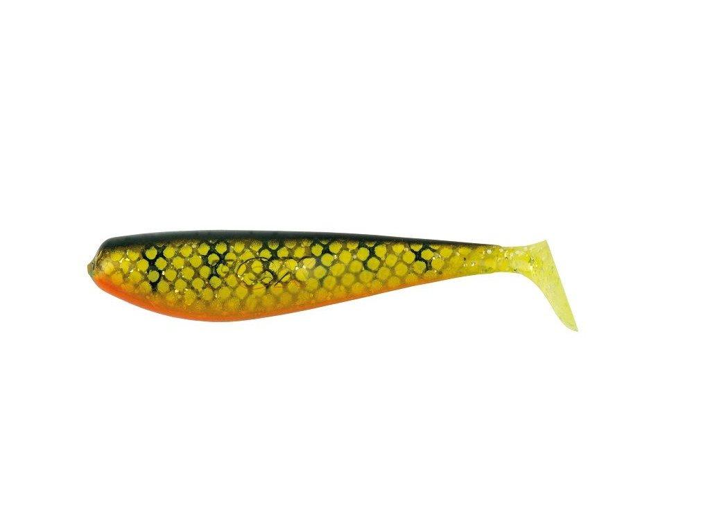 Zander Shad Bulk Natural Perch