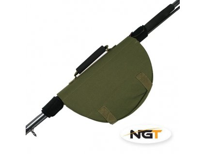 NGT Pouzdro na naviják Reel Protecor with Attached Rod Bands