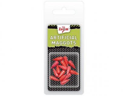 Artificial Maggots 15ks Bílá