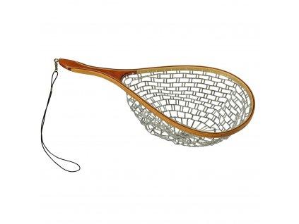 Spin Wood Landing Net