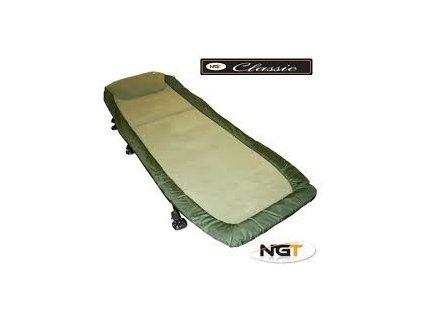 NGT Lehátko Classic Flat Bedchair