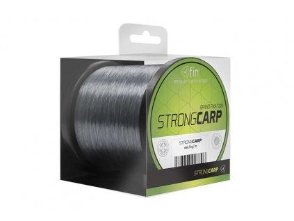 FIN vlasec Strong CARP /šedá