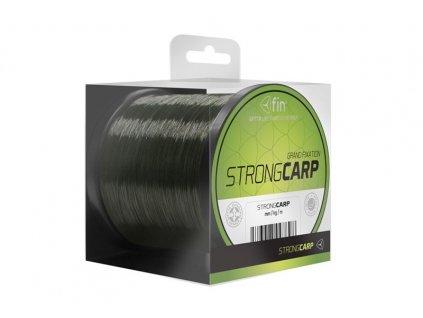 FIN vlasec Strong CARP /tmavá oliva