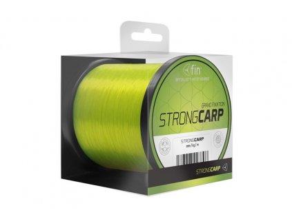 FIN vlasec Strong CARP / fluo žlutá