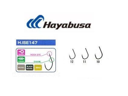 Feederové háčky Hayabusa model 147 - 10ks