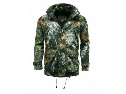Rybářská bunda Camo Jacket