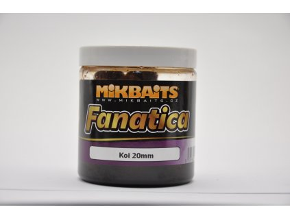 Mikbaits Fanatica boilie v dipu 24mm/250ml