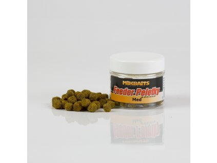 Mikbaits Feeder peletky 50ml