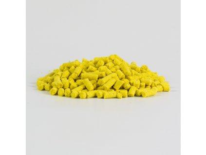 Mikbaits - AttractiQ pelety 1kg - Scopex Ananas 6mm