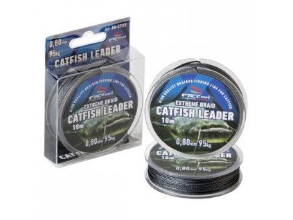 Pletenka Falcon Catfish Leader 10m / 0,80 mm