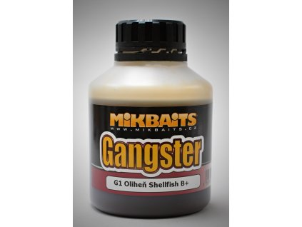 Mikbaits Booster Gangster 250ml - G2 Ančovička&Krab&Asa