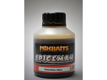 Mikbaits Booster Spiceman 250ml - WS2