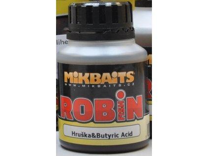 Mikbaits Dip Robin Fish 125 ml - Máslová hruška