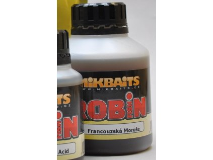 Mikbaits Booster Robin Fish 250ml - Brusinka&Oliheň