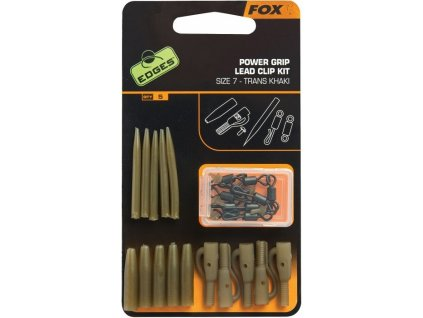 SESTAVA PRO MONTÁŽ FOX POWER GRIP LEAD CLIP KIT