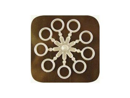 Extra Carp Silikonový kroužek na nástrahy 8,5 mm