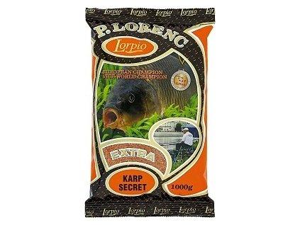 Lorpio Extra Carp Secret 1,9kg - Jahoda