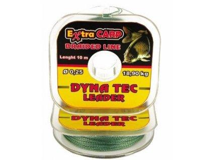 Extra Carp pletenka Dyna Tec 10m - zelená