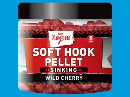 Soft Hook Pellets potápivé - 120g/8mm