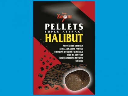 Feeding Halibut Pellets - 800 g 10mm