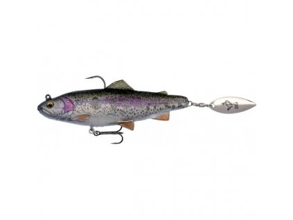 Savage Gear Pstruh 4D Spin Shad Trout MS Rainbow Trout