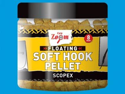 Soft  Pellets plovoucí - 100g/8mm