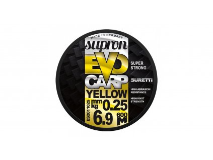 Supron EVO Carp Fluo 0,28mm/600m