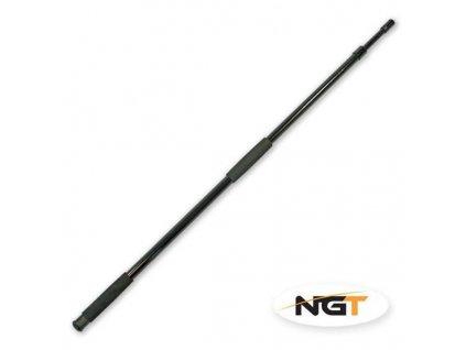 NGT Podběráková teleskopická tyč 2m