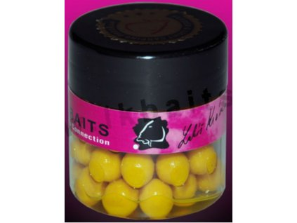 LK Baits MINI Boilies v dipu ICE VANILLA 12mm/150ml