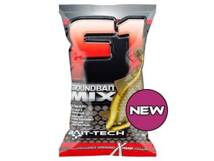 Bait-Tech Krmítková směs F1 Groundbait Mix 2kg