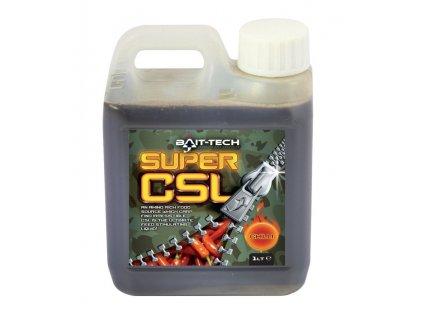 Bait-Tech Tekutá zálivka Super CSL Chilli 1l