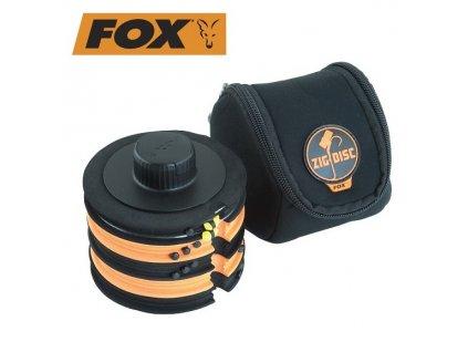 BOX NA NÁVAZCE ZIG DISK - FOX ZIG RIG STORAGE SYSTEM