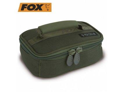 POUZDRO NA OLOVA FOX ROYALE LEAD AND BITS BAG
