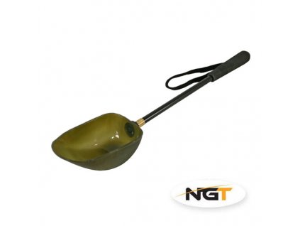 Zfish Zakrmovací Lopatka Baiting Spoon & Handle
