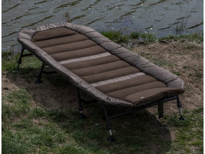 Giants Fishing Lehátko RWX Flat Fleece XXL 8Leg Bedchair