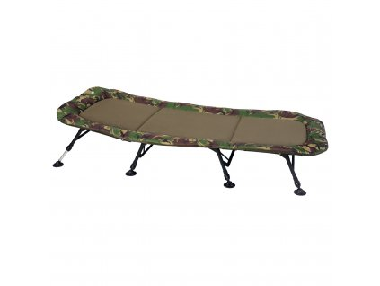 Lehátko Giants Fishing Bedchair Flat Fleece Camo XXL 8Leg