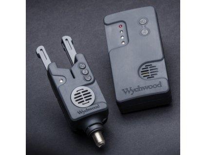 Sada hlásičů Wychwood AVX-S Bite Alarm Presentation Set 3+1