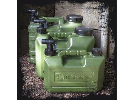 RidgeMonkey Kanystr Heavy Duty Water Carrier - 5l