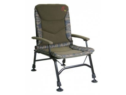 Křeslo Zfish Hurricane Camo Chair