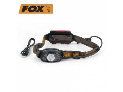 FOX HALO MS300C HEADTORCH