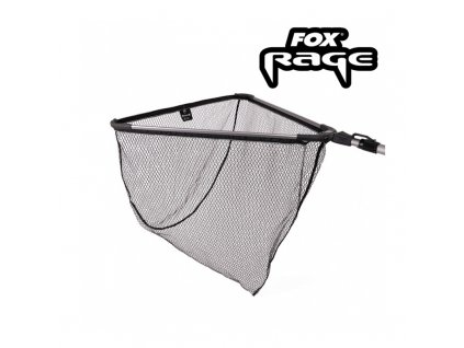 FOX RAGE WARRIOR RUBBER MESH NET