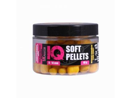 iq soft pellets med kukurice