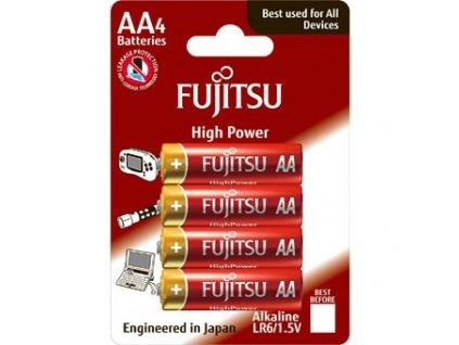 Fujitsu High Power alkalická baterie LR06