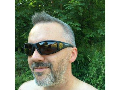 Polarized Glasses Fisherman