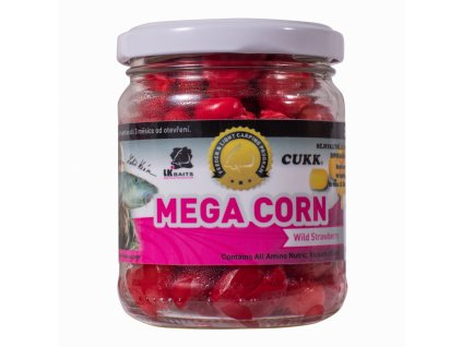 MEGA CORN WILD STRAWBERRY